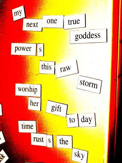 Goddess Poetry